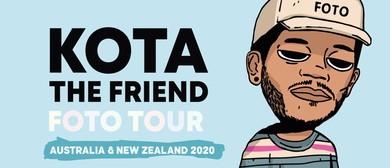 KOTA The Friend - FOTO Tour: SOLD OUT
