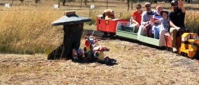Gisborne Miniature Trains & Model Railway Run Day: POSTPONED