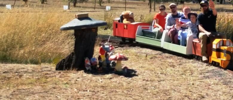 Gisborne Miniature Trains & Model Railway Run Day: POSTPONED