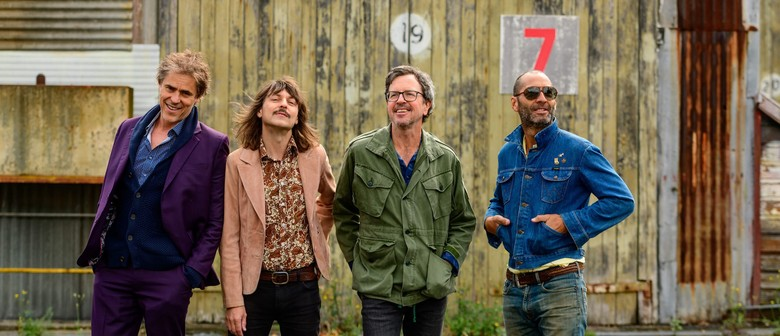 The Whitlams – Gaffage & Clink 2020 Australian Tour