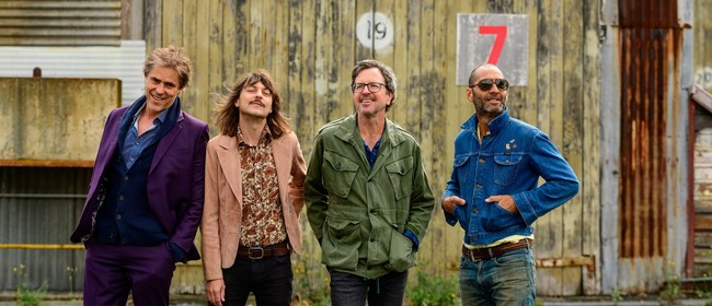 Image for The Whitlams – Gaffage & Clink 2020 Australian Tour