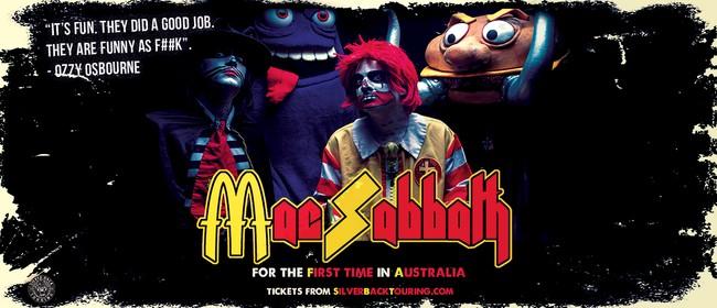 Image for Mac Sabbath Australian Tour