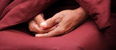 Dharma Talk and Meditation: POSTPONED