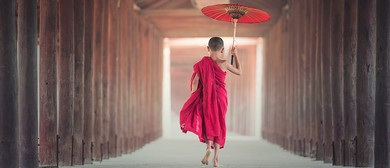 Group Meditation with Peter Shepherd: POSTPONED