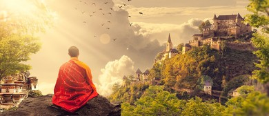 Guided Meditation with CI Sangha: POSTPONED
