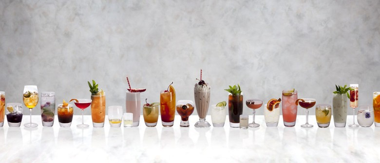 Cocktails at Home with Simply Cocktails