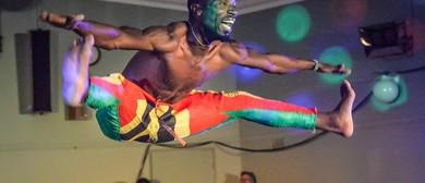 Online West African Dance Classes