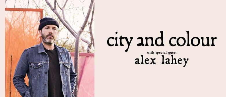 City and Colour Australian Headline Tour