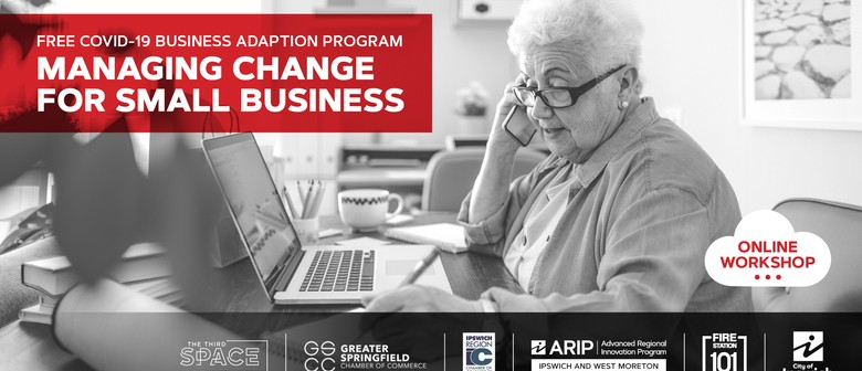 Webinar: Managing Change for Small Business During COVID-19