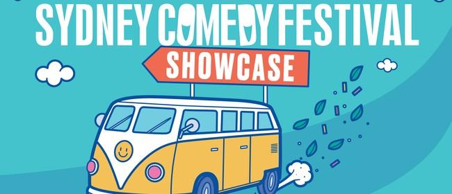 Image for Sydney Comedy Festival Showcase 2020: POSTPONED