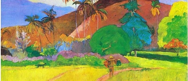 Paint Like Gauguin - Online Live Class