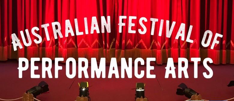 Australian Festival of Performance Arts