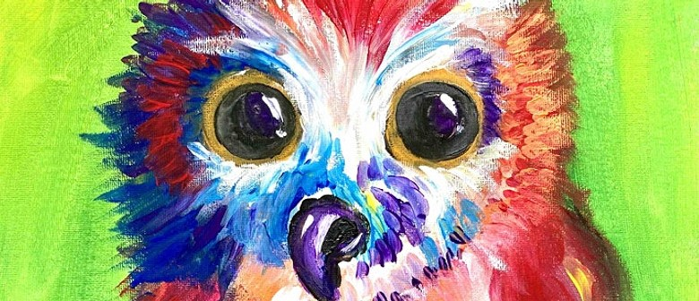 Night Owl - Family-Friendly Class - Fun At Home