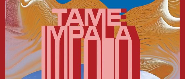 Image for Tame Impala Australian Tour 2021