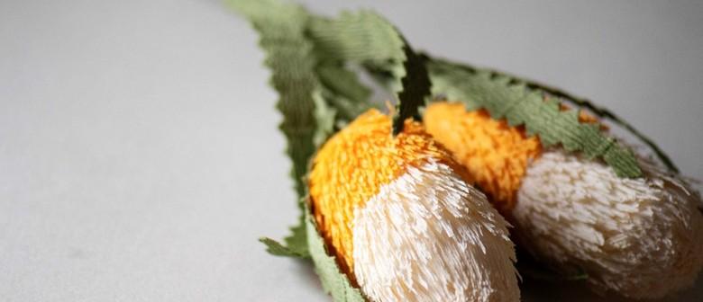 Banksia Paper Flower Workshop