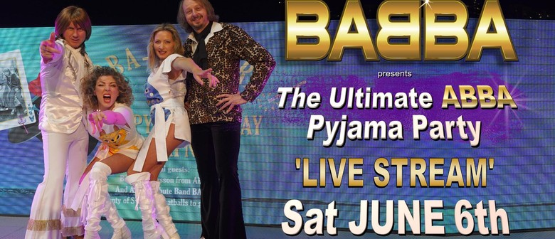 BABBA - The Ultimate Pyjama Party Livestream From Memo