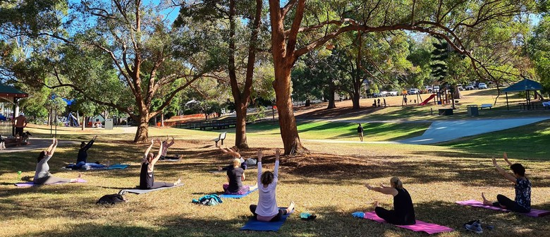 Stretch in the Park - Outdoor Yoga