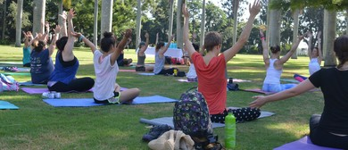 Stretch in the Park - Outdoor Yoga!