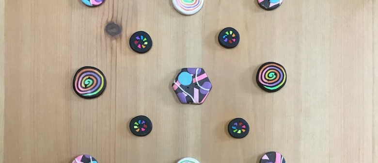 Bespoke Buttons With Polymer Clay