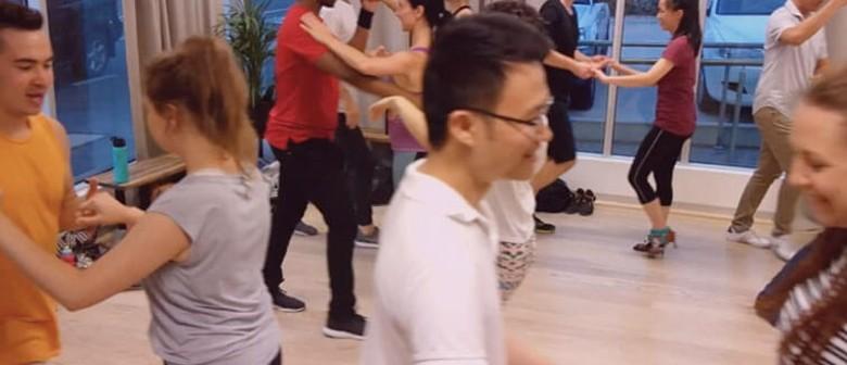 Salsa Dance Melbourne with La Encantada Collective