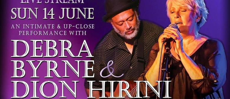 Debra Byrne & Dion Hirini Live Stream From Memo