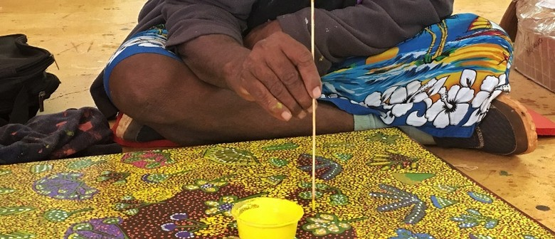 Painters from Ampilatwatja - Living in the Natural World