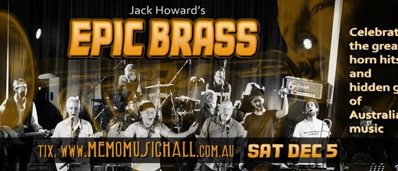 Jack Howard's Epic Brass