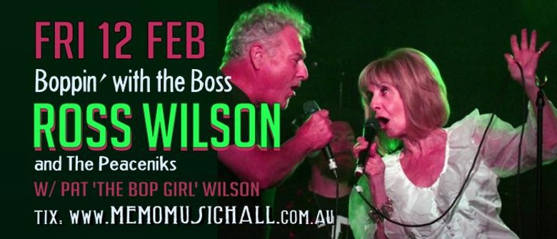 Ross Wilson - Boppin' With The Boss