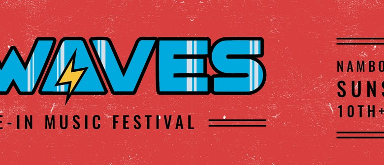 Airwaves - The Drive-In Music Festival