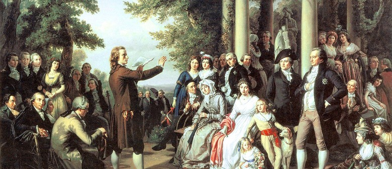 SwanSongs - Duchess Anna Amalia and Her Circle of Genius