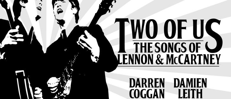 The Two of Us- Damien Leith & Darren Coggan