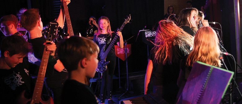 Eumundi School of Rock - Drive-in Concert