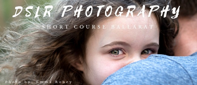 Image for DSLR Photography Short Course