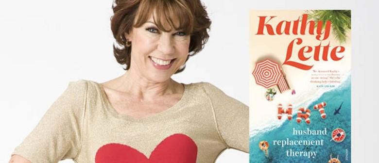Online FrankTALK: Kathy Lette