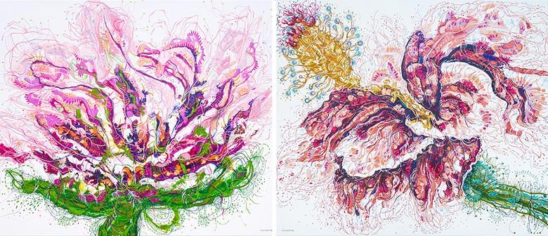 """""""Interpretation"""" Solo Exhibition by Tina Dinte"""