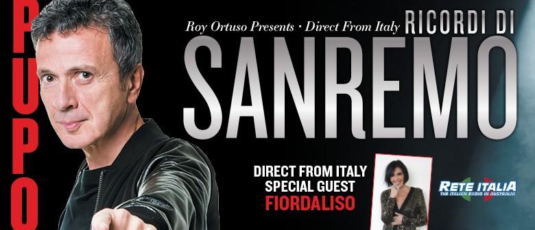 Ricordi Di Sanremo – Memories of Sanremo