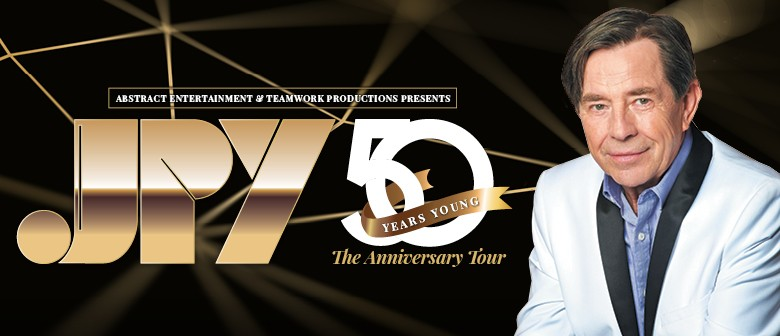 JPY: 50 Years Young - The Anniversary Tour
