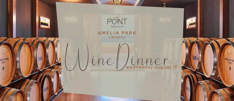 Amelia Park Wine Dinner