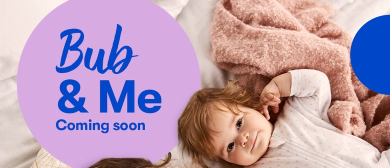 BIG W Launches Baby Event – Bub&Me Facebook Live