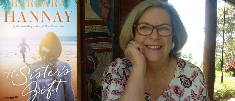 Online FrankTALK: Barbara Hannay