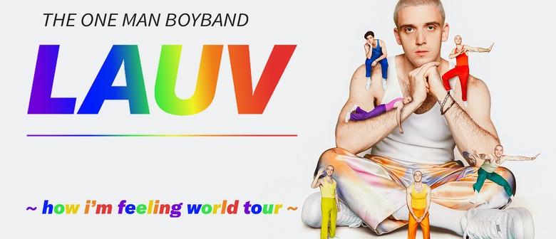 Lauv ~how i'm feeling world tour ~