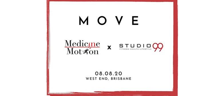 MOVE with Medmotion & Studio 99