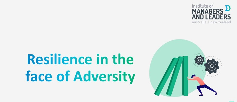 Darwin TEL Talk: Resilience in the face of Adversity