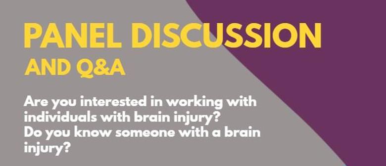 Assbi Tasmania Student Chapter - Panel Discussion