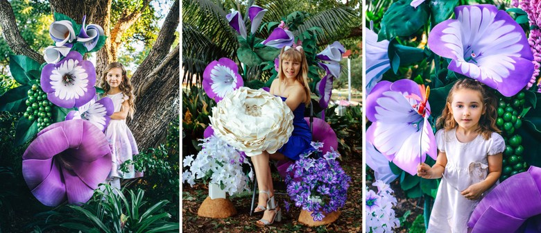 """FAIRYLAND"" - Childrens/Family Photo Session With GIANT's"