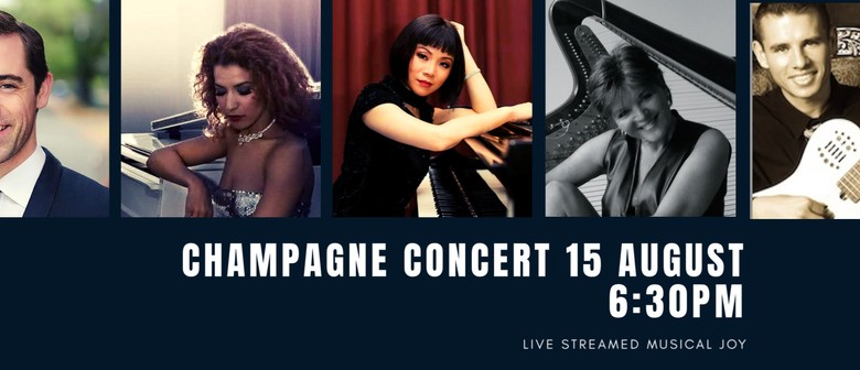 Champagne Showcase – Live Streamed Classical Concert
