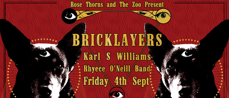 Bricklayers, Karl S Williams, Rhyece O'Neill Band