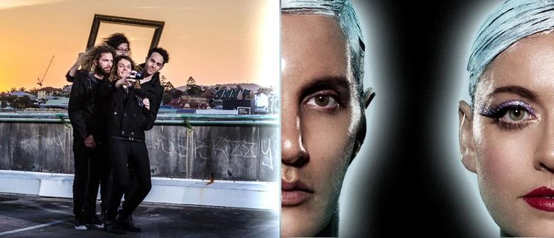 My Fiction: Super Massive - Synthpop Double Bill