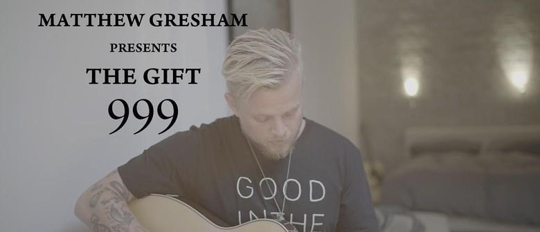 Matthew Gresham '999' Launch