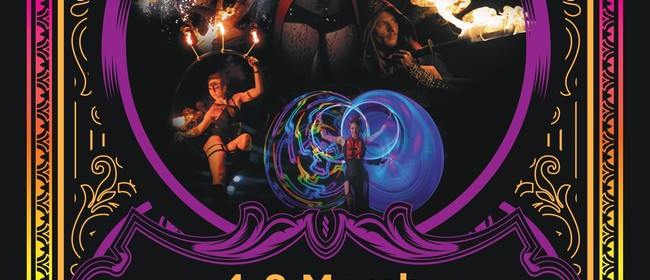 Image for GLOW Fest 2021: a Circus Arts & Lifestyle Gathering